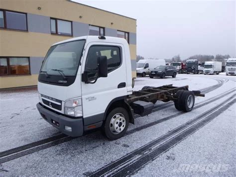 mitsubishi fuso mitsubishi fuso 7c18 42 eev chassis cab trucks price