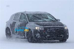 Spyshots  2018 Ford Focus Testing In Snow