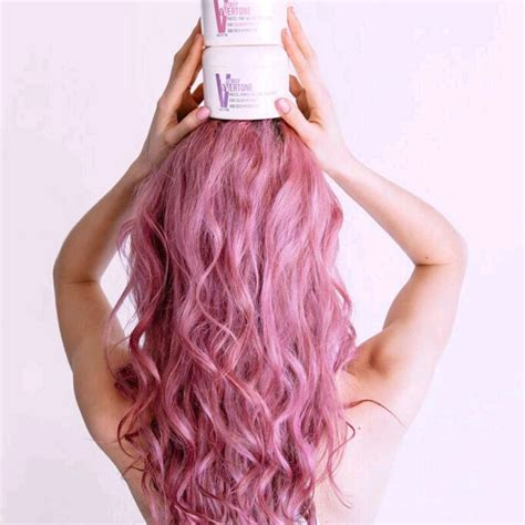 Dusty Orchid Conditioner Kit In 2019 Hair Overtone Hair