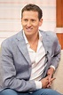 Brendan Cole's wife shares first image of their baby boy Dante