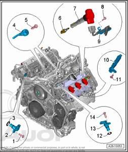 Crankshaft Position Sensor Location 2013 Audi A6