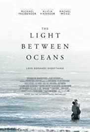 the light between two oceans the light between oceans 2016 imdb