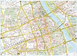 Large Warsaw Maps for Free Download and Print | High ...