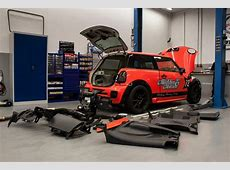 MINI JCW Hatch Gets DSG Gearbox and Audi Engine