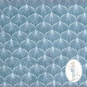 Nappe Toile Cirée Design : toile cir e bleu p trole design scandinave ~ Teatrodelosmanantiales.com Idées de Décoration