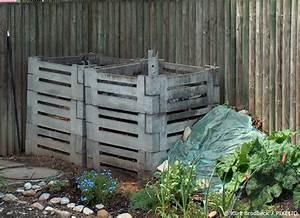 Kompost Richtig Anlegen : einen kompost anlegen und pflegen garten hausxxl ~ Lizthompson.info Haus und Dekorationen