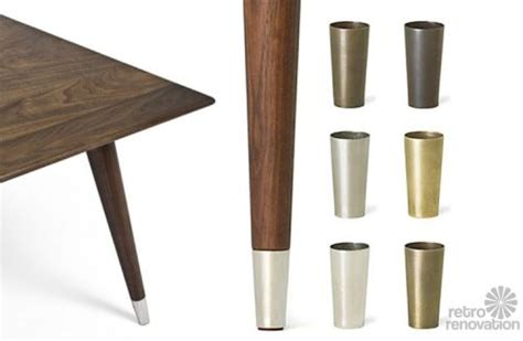 4 places to find metal shoes for table chair legs