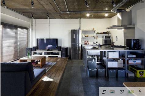 light bathroom ideas japanese studio apartment loft design