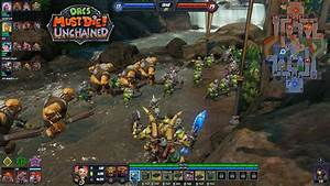 Orcs Must Die Unchained Robot Entertainment Reveals PS4