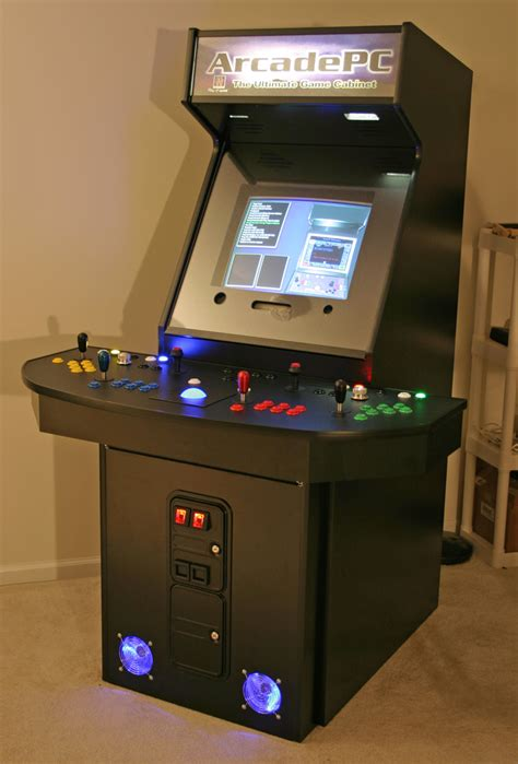 4 Player Arcade Cabinet Plans by Any 4 Players Arcade Plans Cade