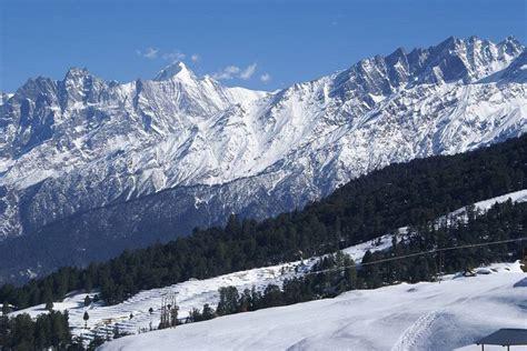 auli hill india stations delhi places near uttarakhand january travel visit hills winter himalaya station temperature mountains weather dehradun april