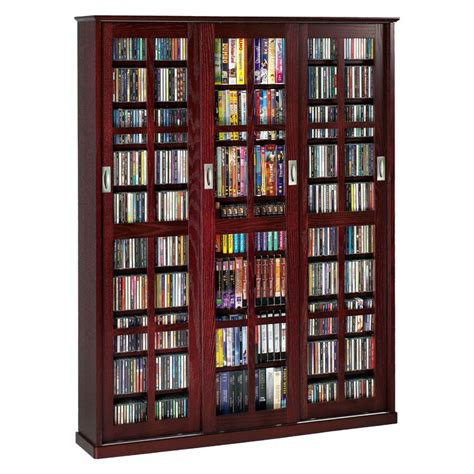 leslie dame media cabinet leslie dame multimedia storage cabinet cherry ms 1050dc