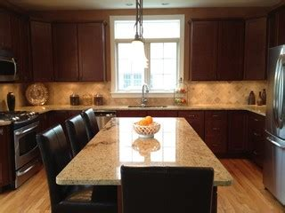 capital region residences traditional kitchen