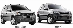 Ford Ecosport  L U00ednea 2010