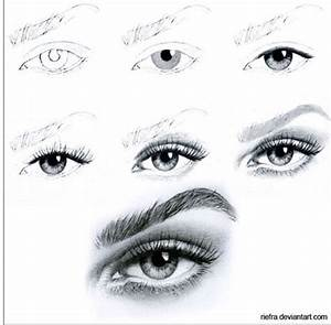 Realistic eyes .   Eyes   Pinterest   An eye, Tutorials ...
