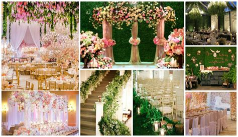 Khatrimaza Indoor Garden Decoration by Wedding Decor Bring The Outside In