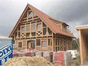 Photovoltaikanlage Selber Bauen : fachwerkh user neu gebaut tradition bewahrt fachwerkhaus in hanstedt ~ Whattoseeinmadrid.com Haus und Dekorationen