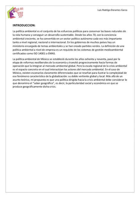 Prepa En Linea SEP Rodrigo Garza: MODULO 15 SEMANA 3