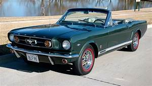 1965 Mustang GT 4-SPEED Convertible • MyRod.com