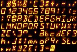 14segment Alphanumeric Led Display, Page 3  Robot Room