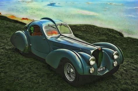 Bugatti Type 57 Atlantic Coupe Photograph By Duschan Tomic