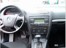2008 Skoda Octavia II Combi 19 TDI DSG Elegance Car
