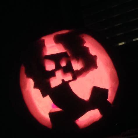 Minecraft Creeper Pumpkin Stencils by Minecraft Creeper Pumpkin By Aubrey486 On Deviantart
