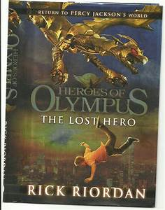 Read Percy Jackson Heroes Of The Olympus The Lost Hero