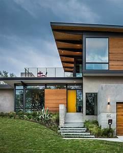 eclairage exterieur maison contemporaine conceptions de With eclairage exterieur maison contemporaine