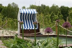 Kiesflächen Im Garten : sitzpl tze am gartenteich gestalten mein sch ner garten ~ Markanthonyermac.com Haus und Dekorationen