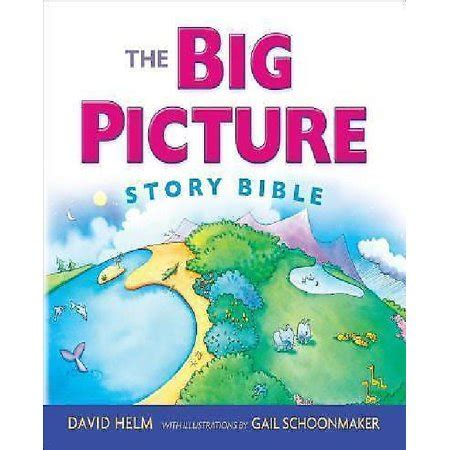 The Big Picture Story Bible Walmartcom