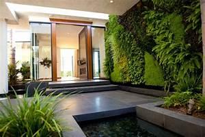 amenagement de petites terrasses et jardins modernes With photos terrasses et jardins