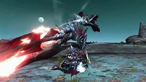 Monster Hunter XX Nintendo Switch Screenshots Charge In