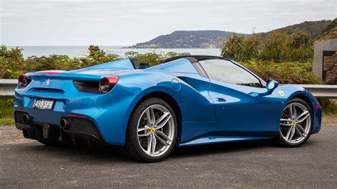 488 Spider Photo by 2016 488 Spider Review Photos Caradvice