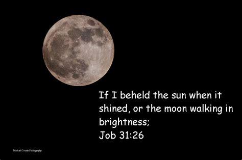 biblical quotes moon quotesgram