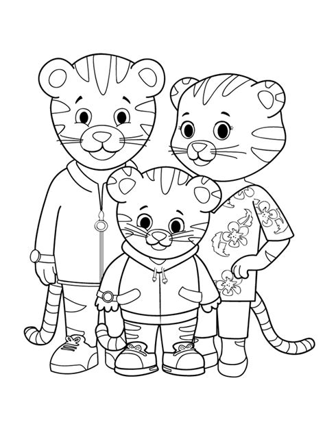 daniel tigers neighborhood website