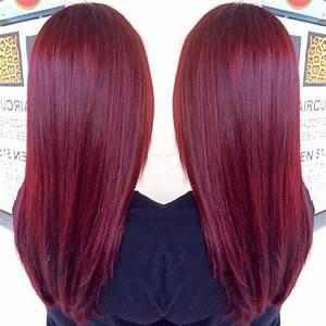 Mahagoni Rot Haarfarbe : mahagoni long hair hair colors hairstyles pinterest haarfarbe ideen haarfarbe rot und ~ Frokenaadalensverden.com Haus und Dekorationen