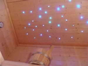Sternenhimmel An Der Decke : sauna sternenhimmel licht farbwechsler glasfaser sternenhimmel dampfbad beleuchtung ~ Whattoseeinmadrid.com Haus und Dekorationen