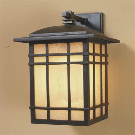 craftsman style exterior lighting energy star bronze craftsman mission outdoor light