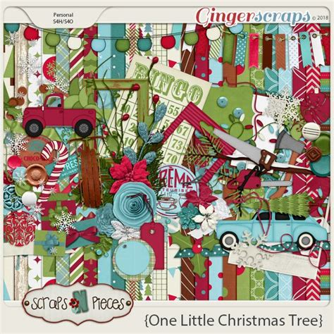 stop and shop christmas trees one tree bundle by scraps n pieces digital scrapbooking one stop shop