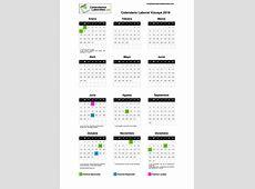 Calendario Laboral Vizcaya 2019