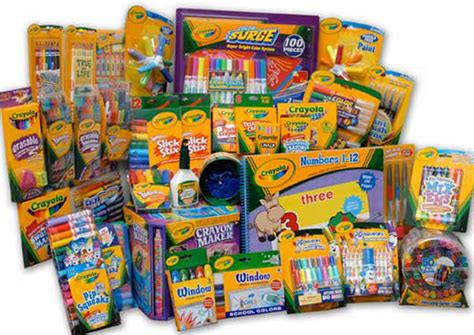 save     crayola products purchase  staples ftm