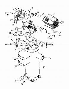Craftsman 919152812 Parts List And Diagram
