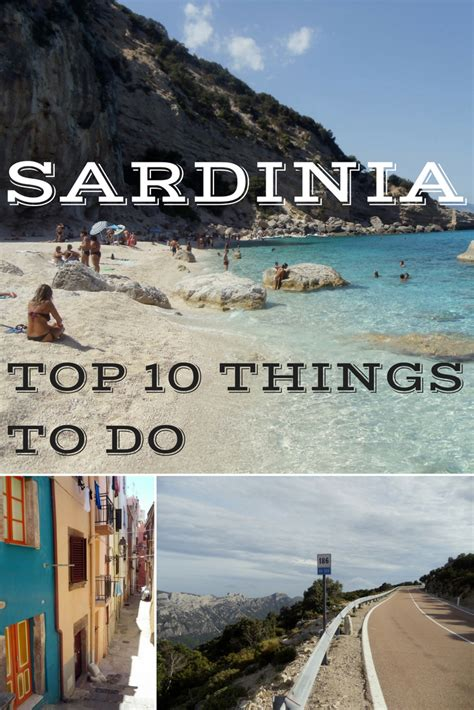 Top 10 Things To See And Do In Sardinia  X Days In Y