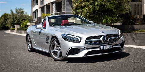 Mercedes BenzCar : 2017 Mercedes-benz Sl400 Review