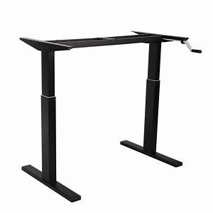 Shop Flexispot 48 U0026quot  Manual Height Adjustable Stand Up Desk