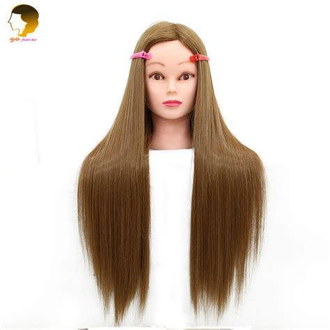 Hairstyles For Heads by Mannequin With Hair Cosmetology Mannequin Heads Dummy