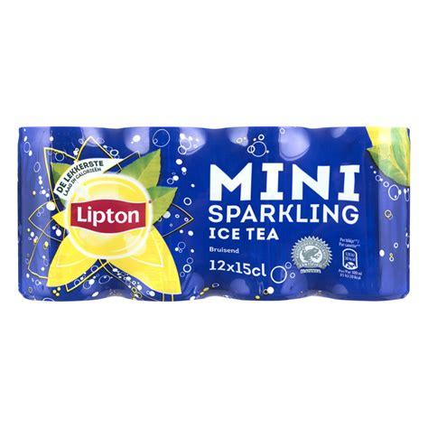 lipton ice tea sparkling bestellen albert heijn