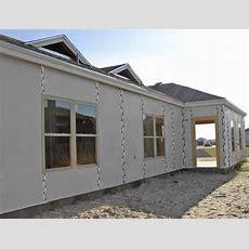 Exterior Sheathing System Improves Energy Efficiency