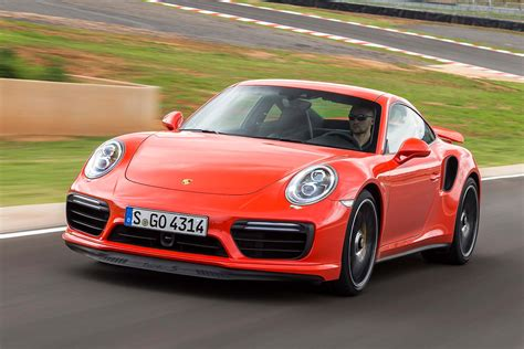 2016 Porsche 911 Turbo S Review